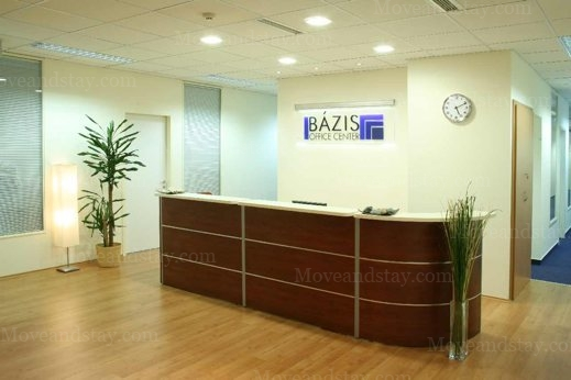 Reception Area Serviced Offices Apartment 0 Sq.m. Horvat