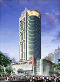 Raffles City Building Image Serviced Offices Apartment 0 Sq.m. Raffles City(Office Tower)