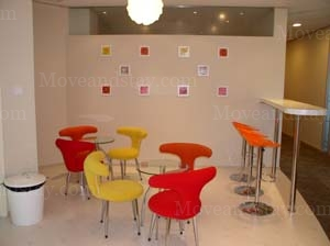 Coffee Area Serviced Offices Apartment 0 Sq.m. Raffles City(Office Tower)