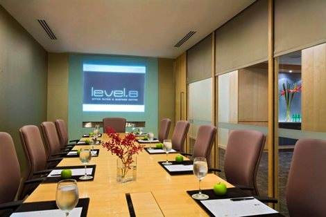 Meeting Room Serviced Offices Apartment 0 Sq.m. M Hotel Singapore - Level 8 Office Suites & Business Centre