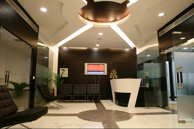 Reception Serviced Offices Apartment 0 Sq.m. Universal Trade Tower