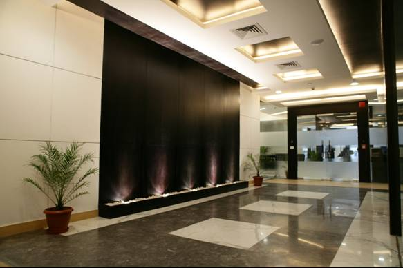 Lobby Serviced Offices Apartment 0 Sq.m. Universal Trade Tower