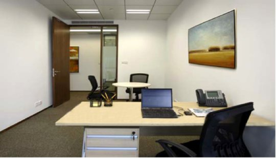 Work Station Serviced Offices Apartment 0 Sq.m. ONE Lujiazui