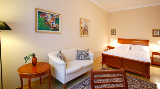 Junior Suite 1-Bedroom Apartment 45 Sq.m. Hunger Wall Residence