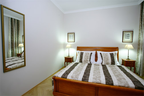 Superior Suite 1-Bedroom Apartment 45 Sq.m. Hunger Wall Residence