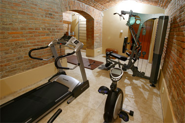 Fitness Centre 1-Bedroom Apartment 45 Sq.m. Hunger Wall Residence
