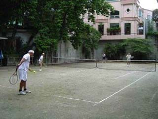 Tennis Court Studio Apartment 32 Sq.m. Broadway Court