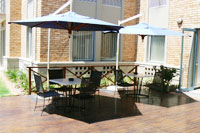 Outside Seating Area Serviced Offices Apartment 0 Sq.m. Johannesburg Midrand