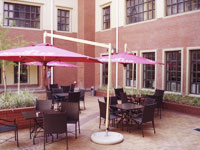 Outside Seating Area Serviced Offices Apartment 0 Sq.m. Johannesburg Bryanston