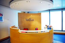 Reception Serviced Offices Apartment 0 Sq.m. Barcelona World Trade Centre