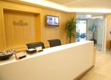 Lobby area Serviced Offices Apartment 0 Sq.m. Amman Financial District