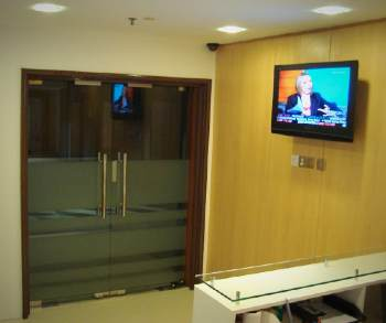 Reception Serviced Offices Apartment 0 Sq.m. CRE8 Business Centre - Amcorp Tower