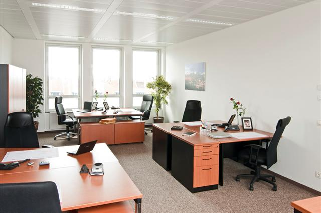 office for 6-8 people Serviced Offices Apartment 26 Sq.m. Ecos Office Center Munich