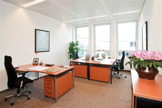 office for 3 people Serviced Offices Apartment 26 Sq.m. Ecos Office Center Munich