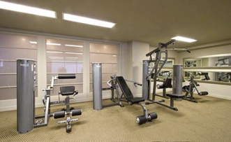Gym 1-Bedroom Apartment 0 Sq.m. AKA White House