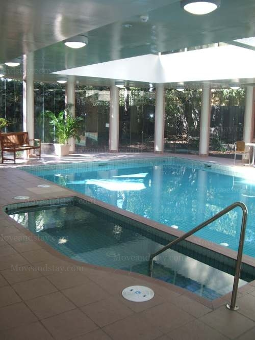 Swimming Pool Studio Apartment 0 Sq.m. Quest East St Kilda