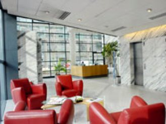 Lobby area Serviced Offices Apartment 0 Sq.m. Issy-les-Moulineaux Camille Desmoulins