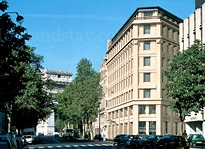 0242_01 Serviced Offices Apartment 0 Sq.m. Paris Arc de Triomphe