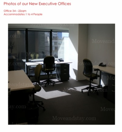 Office 34 Serviced Offices Apartment 0 Sq.m. Level 13, 200 Queen Street