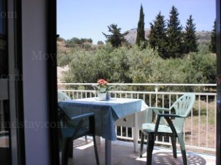 papera balkon klein 320x240 2-Bedroom Apartment 45 Sq.m. Self catering apartments FONTANA CALDA