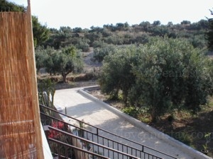 eingang 2-Bedroom Apartment 45 Sq.m. Self catering apartments FONTANA CALDA