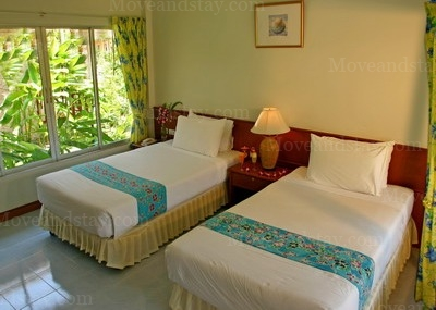 Bedrooom 2 Studio Apartment 0 Sq.m. Samui Amanda Resort