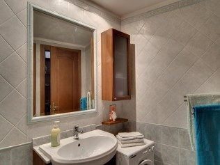 Bathroom, Serviced Apartments Ref: 39861, Rome