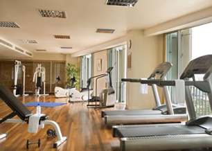 Gym Studio Apartment 57 Sq.m. The Ascott Kuala Lumpur