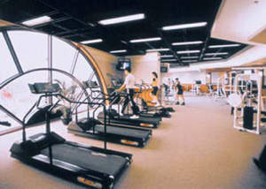Gym 3-Bedroom Apartment 185 Sq.m. Somerset Olympic Tower