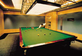 Snooker Room 1-Bedroom Apartment 101 Sq.m. Somerset Olympic Tower