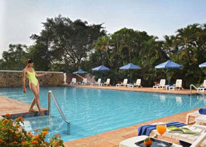 Swimming Pool Studio Apartment 36 Sq.m. Somerset Chancellor Court