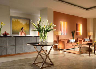 Lobby Studio Apartment 40 Sq.m. Somerset West Lake, Hanoi
