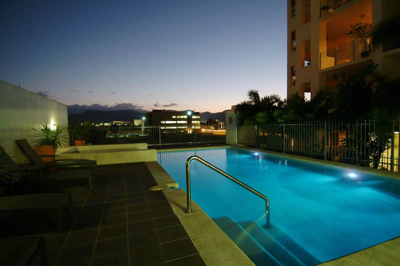 Swimming Pool (Clarendon) 1-Bedroom Apartment 0 Sq.m. Cairns City Apartments