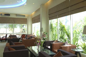 Lobby Studio Apartment 35 Sq.m. Atrium Boutique Hotel