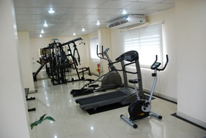 Fitness Room 1-Bedroom Apartment 50 Sq.m. Sivalai Place