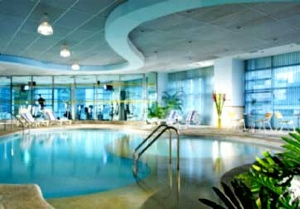 Swimming Pool 2-Bedroom Apartment 148 Sq.m. Somerset Salcedo, Makati