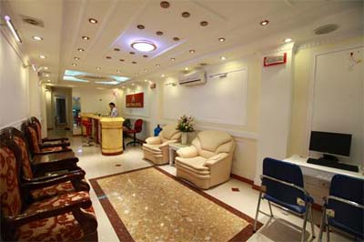Lobby Studio Apartment 28 Sq.m. Asia Star Hotel