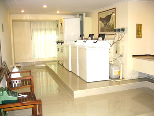Launderette 1-Bedroom Apartment 60 Sq.m. Siri Sathorn A Beaufort Serviced Residence