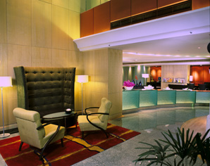 Lobby 1-Bedroom Apartment 60 Sq.m. Siri Sathorn A Beaufort Serviced Residence