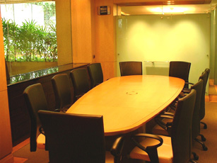 Meeting Room 2-Bedroom Apartment 110 Sq.m. Siri Sathorn A Beaufort Serviced Residence