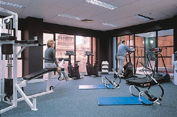 Gym 1-Bedroom Apartment 60 Sq.m. Medina Grand Melbourne