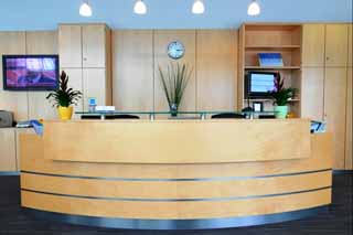 Reception area Serviced Offices Apartment 0 Sq.m. Munich Airport