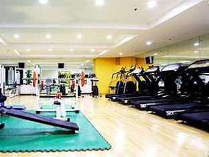 Gym Studio Apartment 53 Sq.m. Han Suites Serviced Residences Seoul - Serviced Apartments Seoul