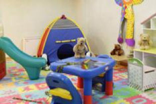 Children Playroom 2-Bedroom Apartment 106 Sq.m. Han Suites Serviced Residences Seoul - Serviced Apartments Seoul