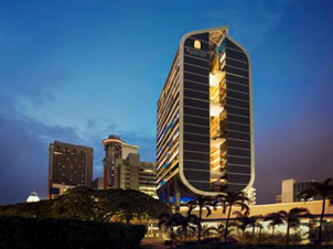 Exterior Building 2-Bedroom Apartment 82 Sq.m. Pan Pacific Serviced Suites Orchard, Singapore