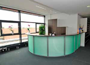 Reception area Serviced Offices Apartment 0 Sq.m. Munich, Am Stachus