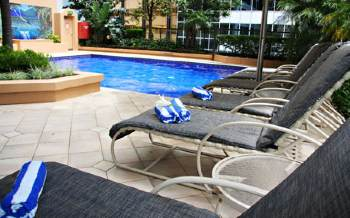 Swimming Pool Studio Apartment 0 Sq.m. The York by Swiss-Belhotel