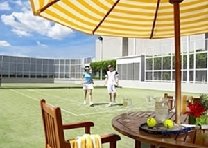 Tennis Court Studio Apartment 53 Sq.m. Ascott Makati