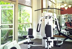 Fitness Center Studio Apartment  Sq.ft. Lotus at Joo Chiat Serviced Apartments