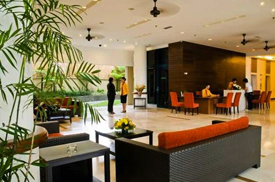 Lobby area 1-Bedroom Apartment 64 Sq.m. The Nomad Sucasa All Suite Hotel